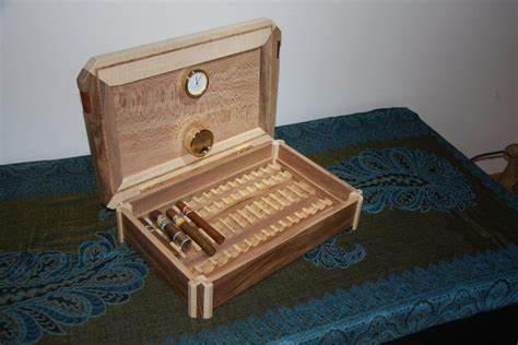 Cave à cigare personnalisée