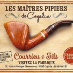 Les pipes Courrieu de Cogolin