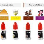 OCB VAP, lancement du e-liquide OCB