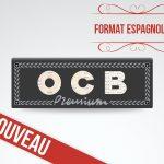 La feuille OCB 1 1/4 débarque en France!
