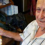 Portrait du plus vieux rouleur de cigares français