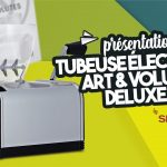 Nouvelle machine à tuber électrique Deluxe 2 par Art & Volutes