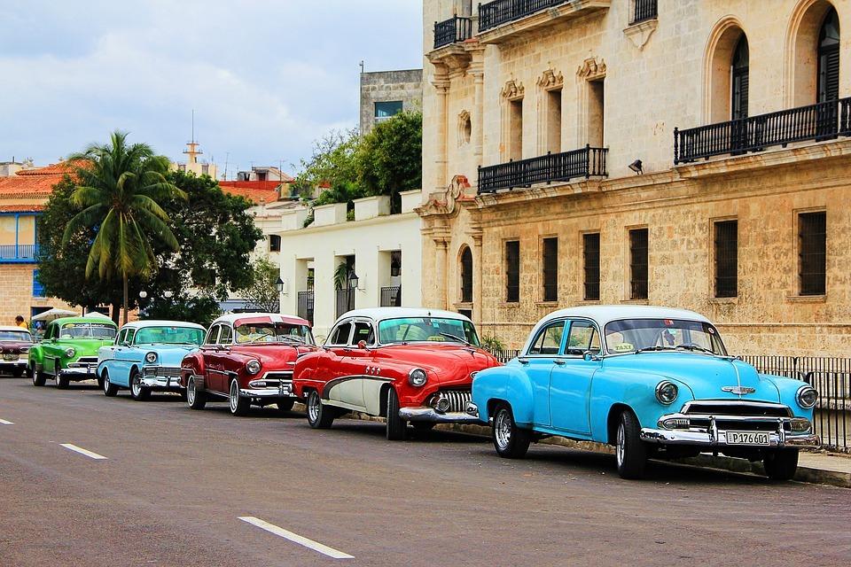 faire un tour à la Havane