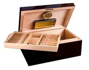 Cave à cigares de luxe