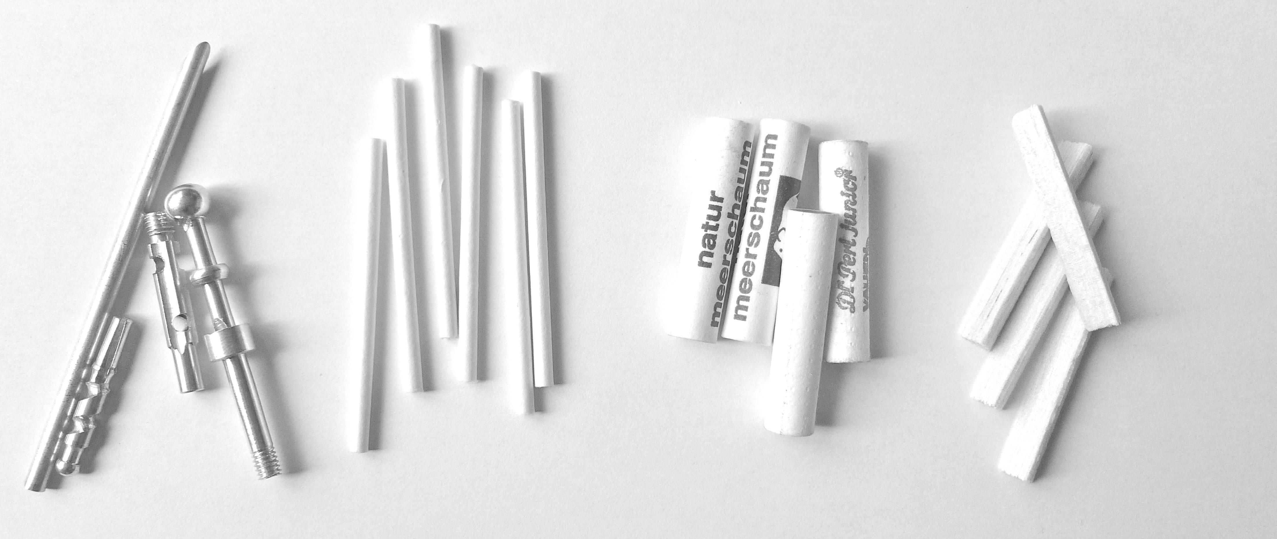 Différents types de filtres pour pipe