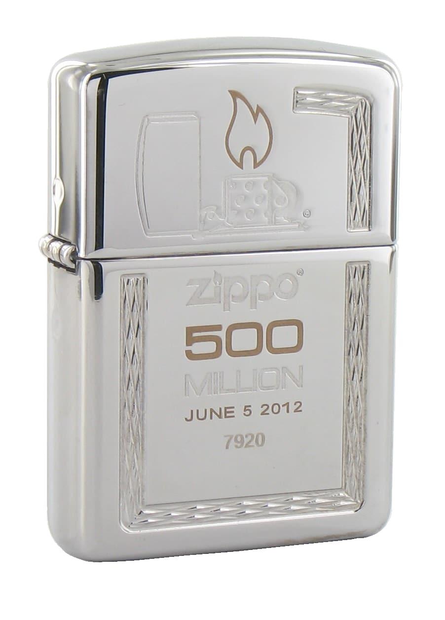Zippo 500 million edition limit e 150 00 for Exterieur zippo