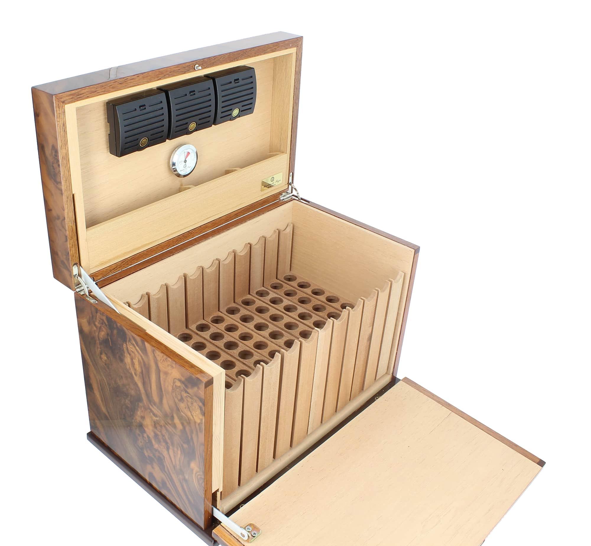 cave cigare les cigares selon edmond degustation. Black Bedroom Furniture Sets. Home Design Ideas