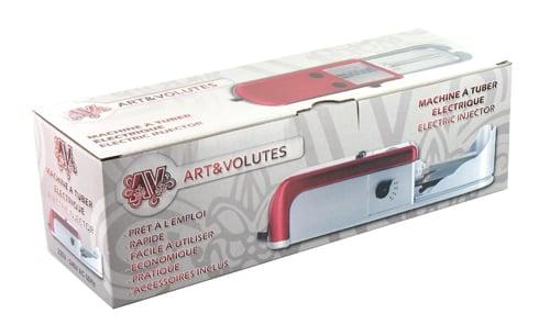 machine tuber lectrique rouge 39 90. Black Bedroom Furniture Sets. Home Design Ideas