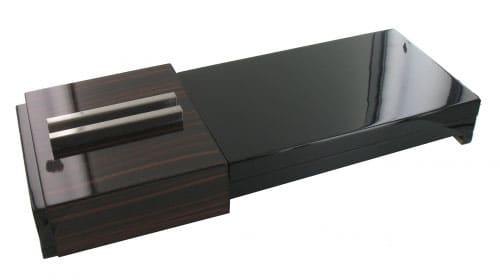 cendrier cave cigares noir eb ne 64 90. Black Bedroom Furniture Sets. Home Design Ideas
