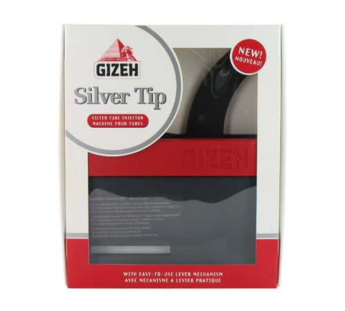 Machine � tuber Gizeh Silver Tip