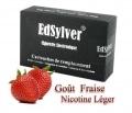 5 Recharges Go�t Fraise nicotine l�ger Cigarette Edsylver
