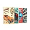 Etui paquet de cigarette Auto vintage