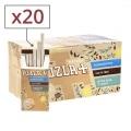Filtres Rizla+ Natura ultra slim en sticks x20
