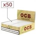 Papier à rouler OCB Chanvre Bio x 50