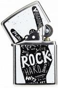Zippo Rock Hand