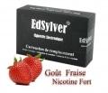 5 Recharges Go�t Fraise nicotine fort Cigarette Edsylver