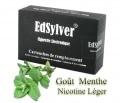 5 Recharges Go�t Menthe nicotine l�ger Cigarette Edsylver