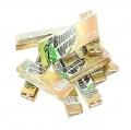 Papier � rouler Blunt Wrap Gold Slim x10