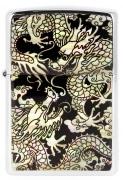 Zippo Dragon Nacré