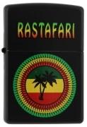 Zippo Rastafari Emblem