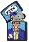 Zippo Angry Man
