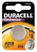 Pile Lithium Duracell CR2016