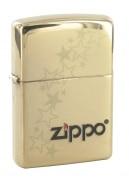 Zippo Gold Stars