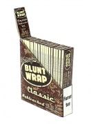 Feuille � rouler Blunt Wrap Classic Unbleached x25