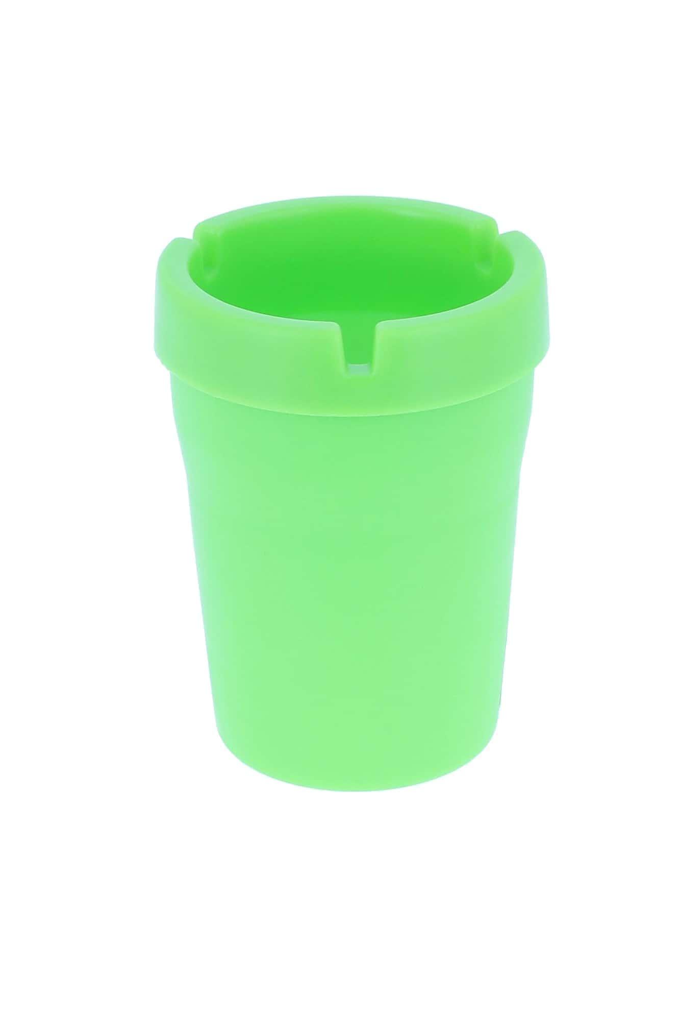 Cendrier exterieur design vert 3 95 for Exterieur vert targetti