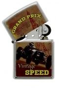 Zippo Grand Prix Vintage Speed