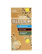 Filtres Rizla+ Natura ultra slim en sticks x1