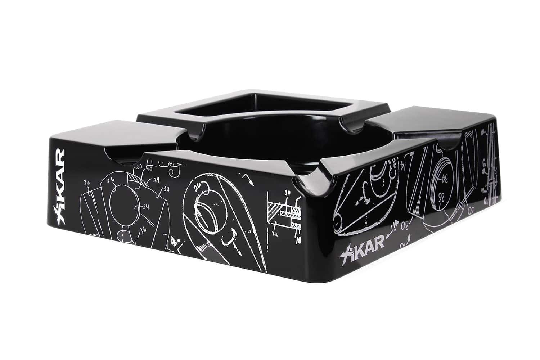 cendrier cigare xikar essence noir 29 90. Black Bedroom Furniture Sets. Home Design Ideas