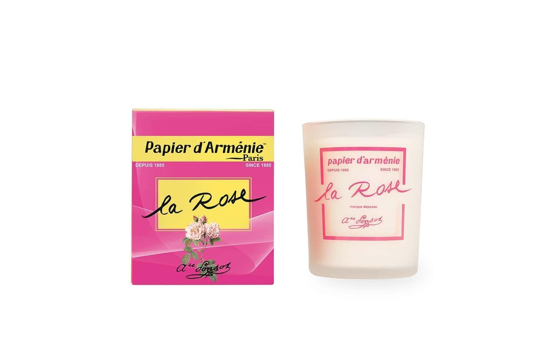 bougie parfum 233 e papier d arm 233 nie 25 00