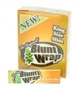 Papier � rouler Blunt Wrap Gold Slim x25