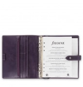 Agenda Filofax A5 Malden Violet