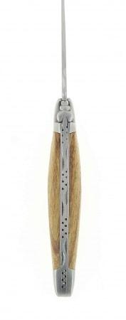 Couteau Laguiole en Aubrac Bois Equitable