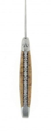 Couteau Laguiole en Aubrac Brown-Mall�e