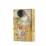 Etui paquet de cigarette Le baiser de Klimt