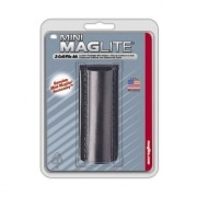 Etui Cuir Noir pour Maglite Mini R6
