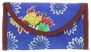 Blague � Paquet de Tabac Kimeko Collector Bleu Fleuri