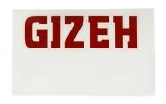 Blague a paquet de Tabac Gizeh rouge