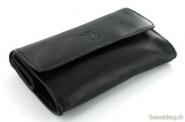Blague � tabac cuir CC005N Noire