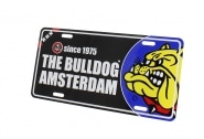 Plaque métal The Bulldog