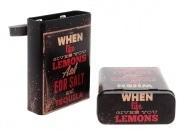 Boite a cigarette Vintage Lemons