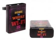 Boite a cigarette Vintage Wi-fi is