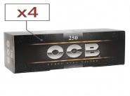 Boite de 250 tubes OCB avec filtre x4