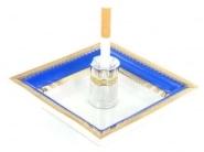 Etouffoir � cigarettes Senteur Chrom�