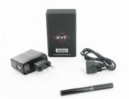 Cigarette �lectronique noire KYF Kit Box