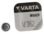 Pile Oxyde d'Argent Varta V362
