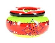Cendrier c�ramique Tex Mex